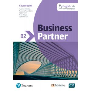 Business Partner B2. Podręcznik + MyEnglishLab