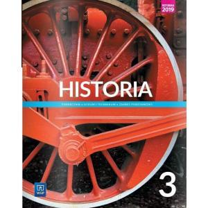 Historia 3. Liceum i technikum. Podręcznik. Zakres podstawowy