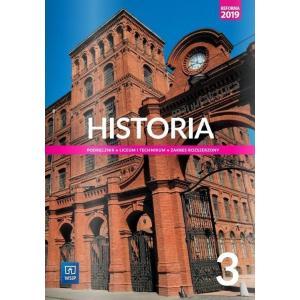 Historia 3. Liceum i technikum. Podręcznik. Zakres rozszerzony