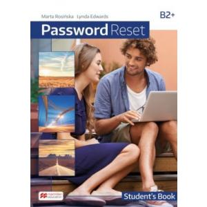 Password Reset B2+. Student's Book + książka cyfrowa