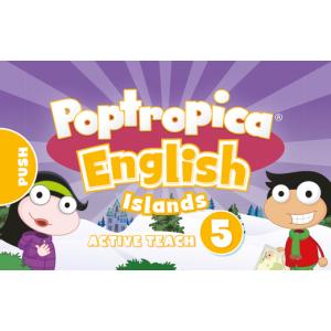 Poptropica English Islands 5 Active Teach USB