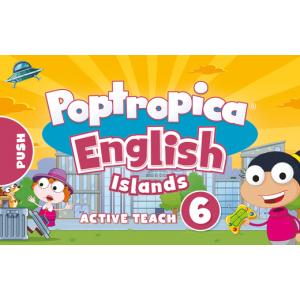 Poptropica English Islands 6 Active Teach USB