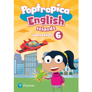 Poptropica English Islands 6 Wordcards