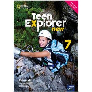 Teen Explorer New 7. Szkoła podstawowa. Podręcznik