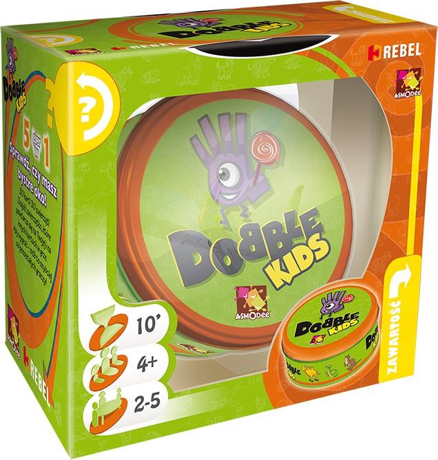 Dobble Kids. Gra Planszowa