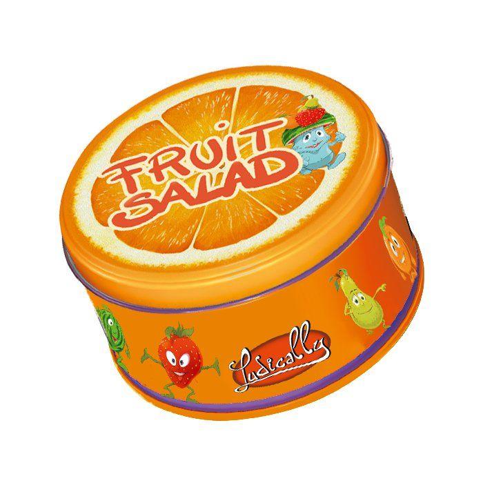 Fruit Salad. Gra Planszowa