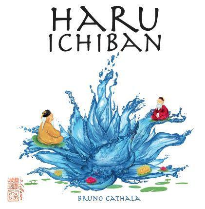Haru Ichiban. Gra Planszowa