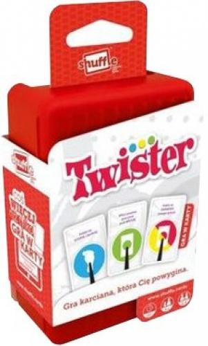 Twister (Shuffle). Gra Karciana