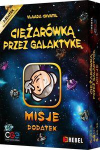 Ciężarówką Przez Galaktykę: Misje. Dodatek do Gry