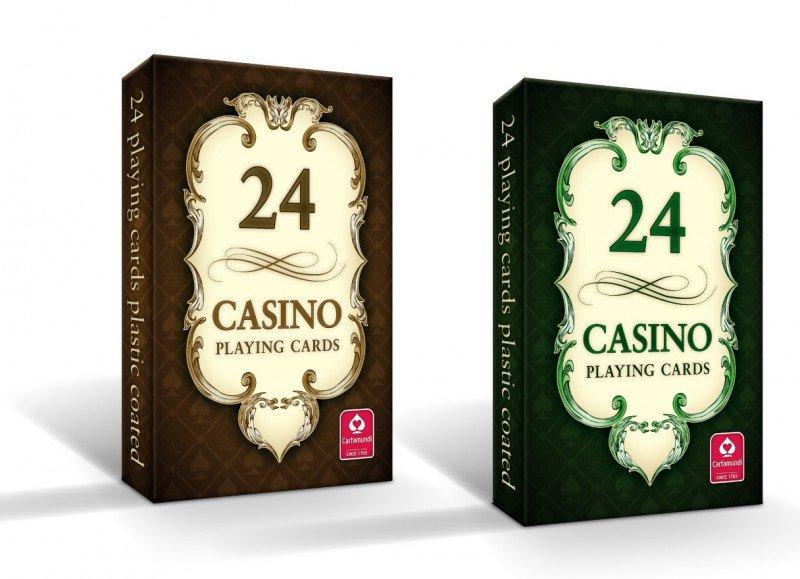 Casino. Karty do Gry