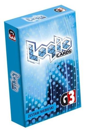 Logic Cards: Zestaw Niebieski