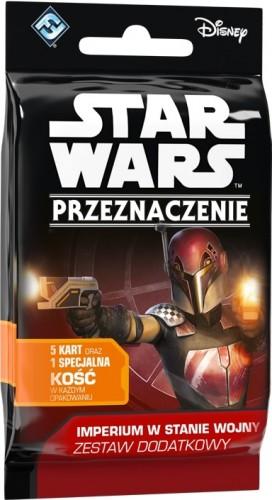 Star Wars: Przeznaczenie. Imperium w Stanie Wojny. Dodatek do Gry Kościano-Karcianej