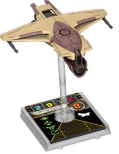 Star Wars X-Wing - Zestaw Dodatkowy M12-L Kimogila