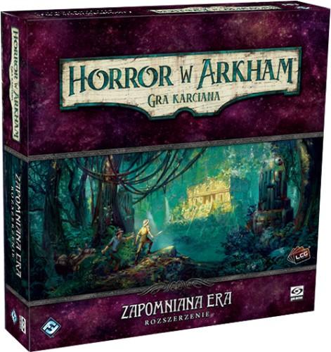 Horror w Arkham LCG: Zapomniana Era. Dodatek do Gry Karcianej