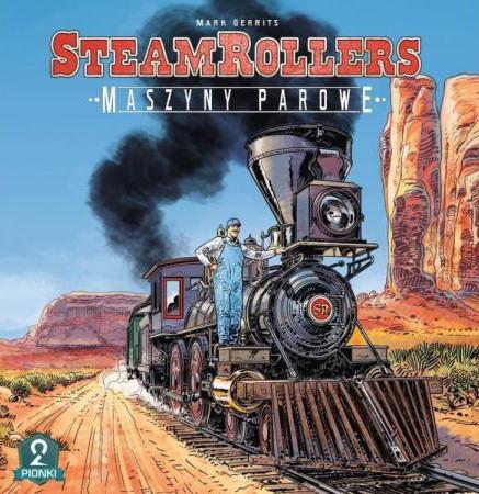 Steam Rollers: Maszyny Parowe. Gra Kościana