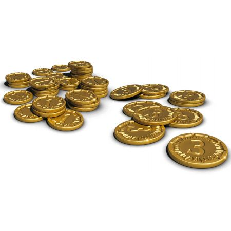 Evedell: Zestaw monet deluxe