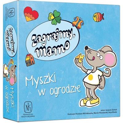 Zagrajmy, Mamo. Myszki w Ogrodzie. Gra Rodzinna