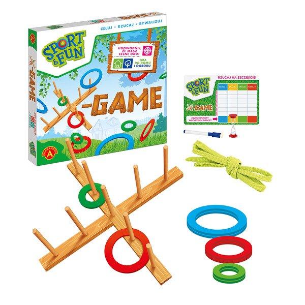 X-Game. Sport&Fun. Gra Sportowa