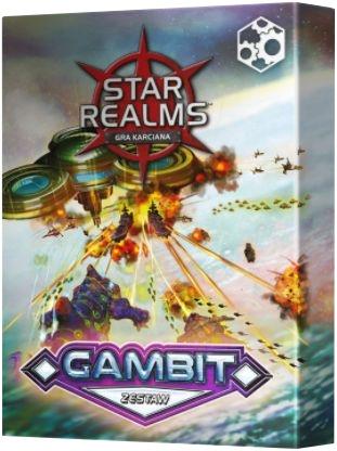 Star Realms: Gambit. Dodatek do Gry Karcianej