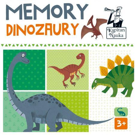 Kapitan Nauka. Memory Dinozaury