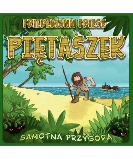 Piętaszek Gra Planszowa