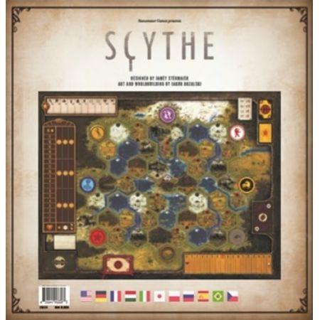 Scythe: Modularna Plansza. Dodatek do Gry Planszowej
