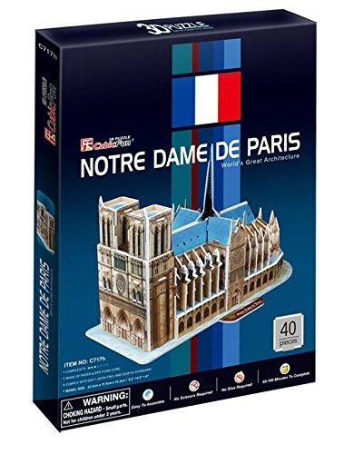 Puzzle 3D Notre Dame de Paris 40