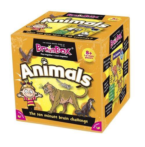 BrainBox. Animals