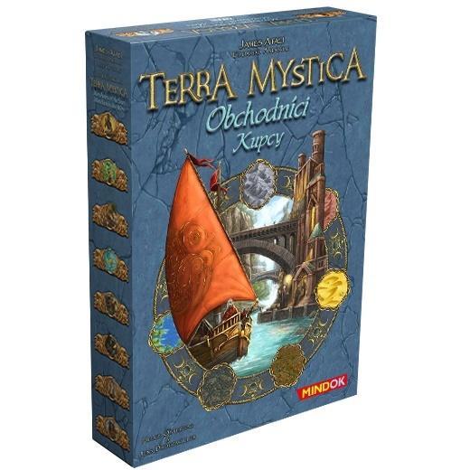 Terra Mystica: Kupcy dodatek do gry planszowej