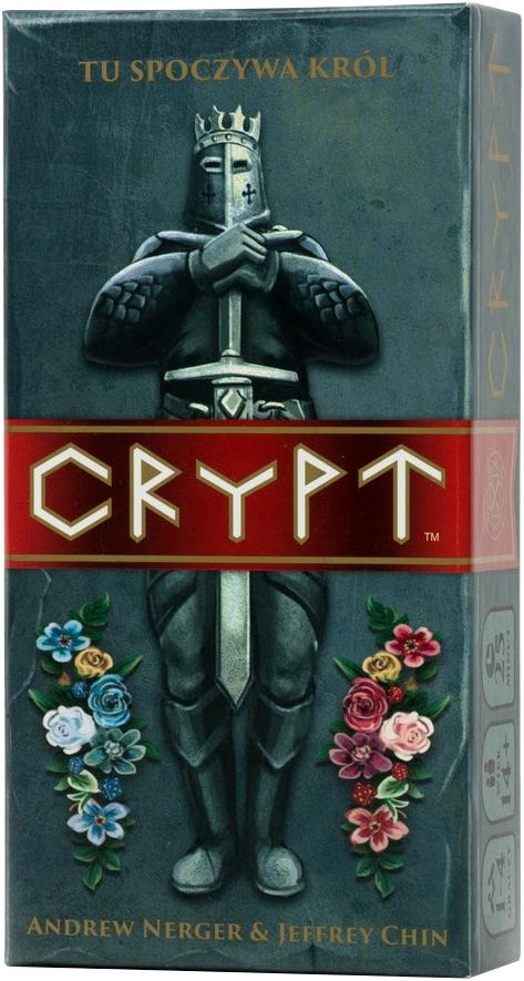 Crypt. Gra Karciana