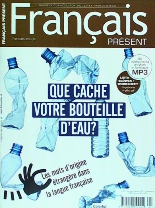 Francais Present MAGAZYN nr 55/2021