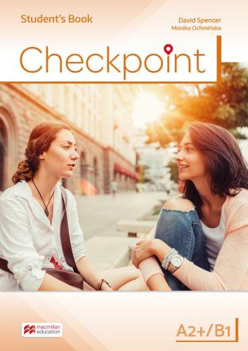 Checkpoint A2+/B1. Student's Book + książka cyfrowa