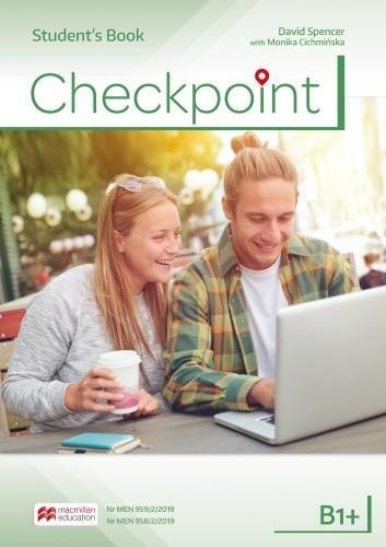 Checkpoint B1+. Student's Book + książka cyfrowa