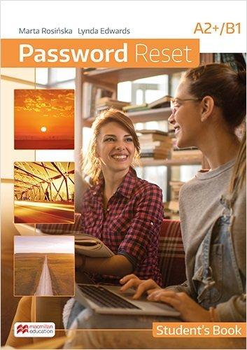 Password Reset A2+/B1. Student's Book + książka cyfrowa