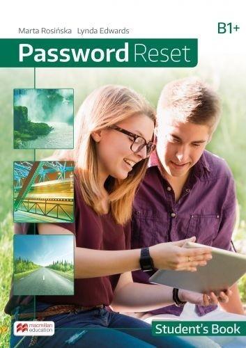 Password Reset B1+. Student's Book + książka cyfrowa