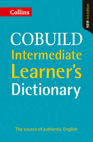Collins COBUILD Intermediate Learner's Dictionary. 3rd Edition