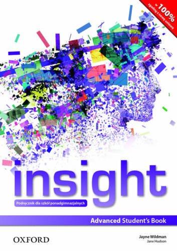 Insight Advanced. Podręcznik