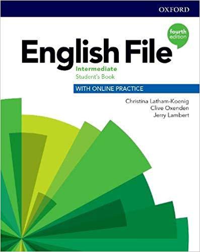 English File 4th Edition Intermediate. Podręcznik + Online Practice