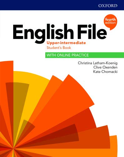 English File. 4th edition. Upper-Intermediate. Student's Book + Online Practice
