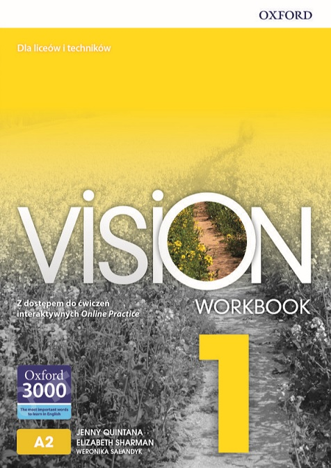 Vision 1. Workbook + kod online. Wyd.2020