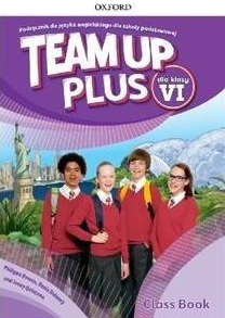 Team Up Plus 3. Podręcznik Wieloletni + CD