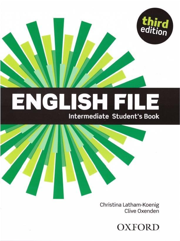 English File Intermediate. Podręcznik