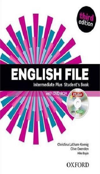 English File Intermediate Plus. Podręcznik + iTutor