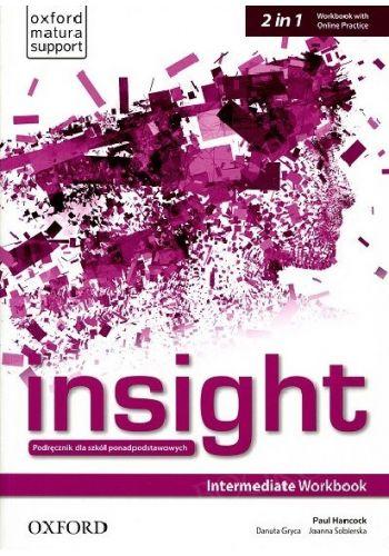 Insight Intermediate. Ćwiczenia + Online Practice