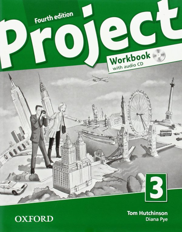 Project 3. 4th edition. Workbook + Audio CD + Online Practice