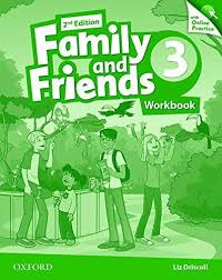 Family and Friends 3. 2nd edition. Workbook + Online Practice+ Online Practice Pack