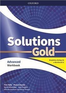Solutions Gold. Advanced. Workbook + kod online