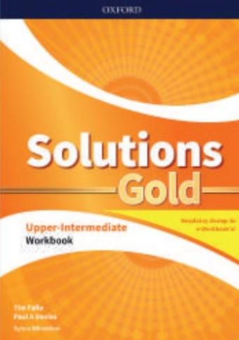 Solutions Gold. Upper-Intermediate. Workbook + kod online. Wyd.2020