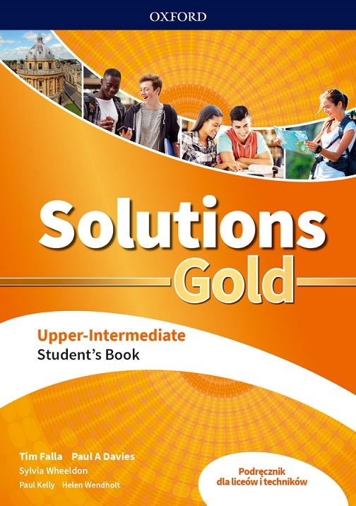 Solutions Gold. Upper-Intermediate. Student's Book