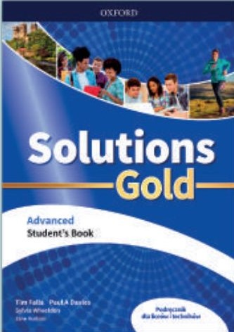 Solutions Gold. Advanced. Student's Book